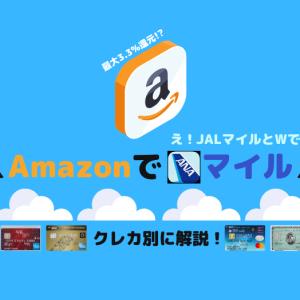 AmazonでANAマイルを超効率よく貯める方法。ANAカード、クレジットカードの種類別に優し〜く解説