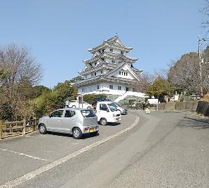 《番外編》川島城にも寄ってみた。(阿波遠征⑦)
