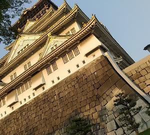 《城巡り》子どもの頃に見た巨城をもう一度(大坂城)
