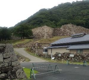《城巡り》鳥取城は想定以上に坂がきつい(山陰遠征①)