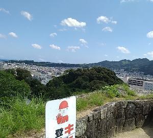 《城巡り》新宮城攻略(熊野遠征③)