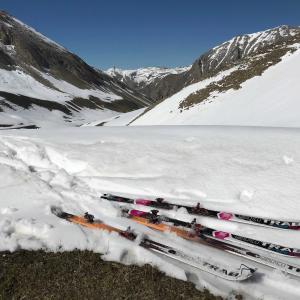 今シーズン最後の一泊スキーへ