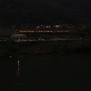 夜汽車 PERT2 とっぷり暮れて