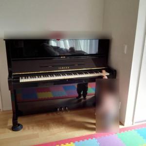 ピアノ搬入!シグマの防音性能は!?