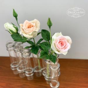 クレイでつくるバラ( ボタニカルコース1 )