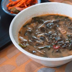 """韓国「""""장어탕""""(チャンオタン)、うなぎ(穴子)スープの作り方」"""