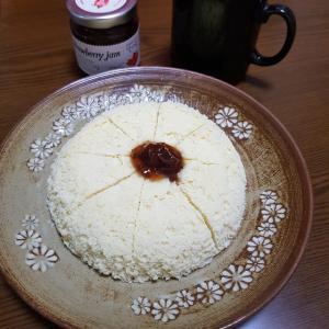 韓国「おからパウダーで蒸しパン」