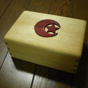 mokkouyaで作った木の作品