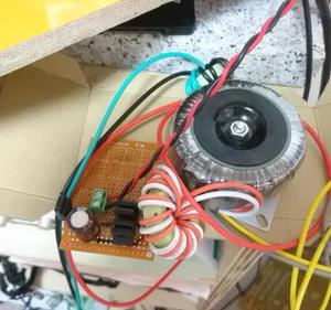 USBカードでDACを外部電源化する方法