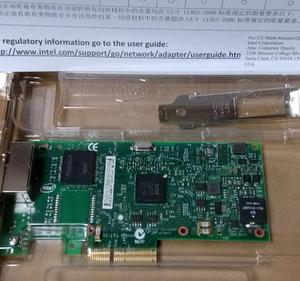 ネットワークカードIntel I350-T2が届いたが、しかし?!