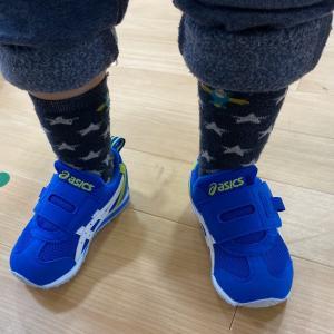 子供靴選びは大人とは違うのです。