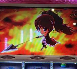 【魔法少女まどかマギカ】プチボーナス中杏子変身でマギカラッシュ当選率25%!