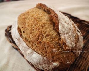 マルチグレイン入りハードパン