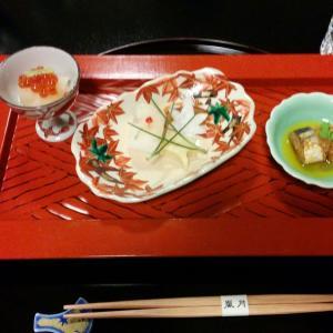 嵐月 夕食 京都