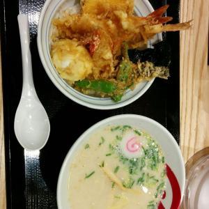 天丼・らぁ麺 ハゲ天  銀座