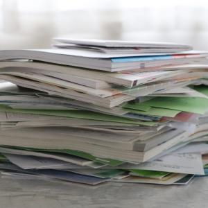 【収納】取扱説明書のかさばる問題が一気に解決!ファイルボックス3つ分を捨てることに成功です。