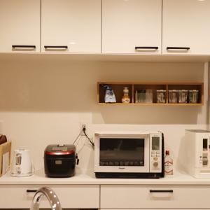 キッチンに「壁に付けられる家具」を設置。楽天SALEレポ。