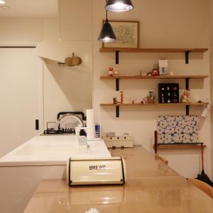 キッチンスッキリ化計画②セリアのケースを使ってキッチン収納を見直し