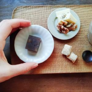 3月のフェア「豆皿の使い方研究」