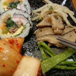 韓国料理を頂く会