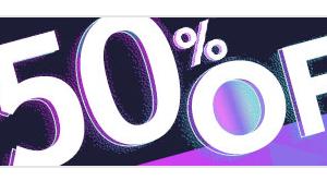 半額セール「CD、DVD 50%オフ!セール」セブンネット