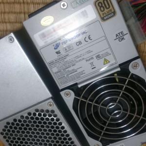 DELL vostro220s TFX電源交換 250W→300Wへ