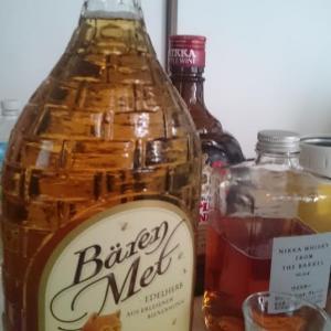 Baren Met ハチミツのお酒 購入