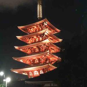 東京夜散歩の穴場スポット。