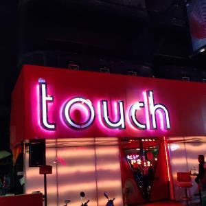 【LKメトロ・ゴーゴーバー】touch の今
