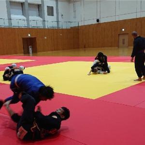 【練習報告】ねわワ宇都宮 2020年1月14〜18日の柔術練習