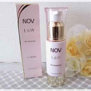 敏感肌のハリ美容液 ノブ L&W リフトエッセンス