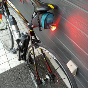 ロードバイクにおける【デイライト】の有用性。