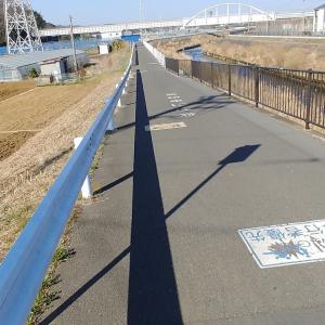 久々に境川サイクリングロードを通過してみたのですが。