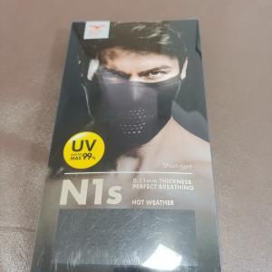 夏用マスク、ナルーマスクN1sを買ってみた。ロードバイクでの使用具合は?【インプレ】