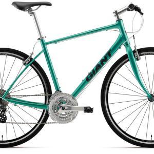 【2020モデル】ジャイアントの定番クロスバイク、エスケープR3。今年はフレームがモデルチェンジしてます。