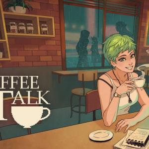 心を癒す1杯を淹れるノベルゲーム『Coffee Talk(コーヒートーク)』