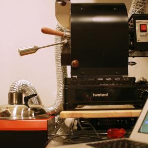 カルディの焙煎機「Fortis」を1ヶ月使ってみてわかってきたこと