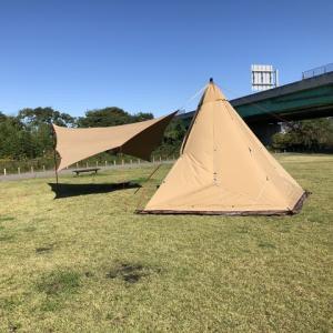 【tent-mark DESIGNS】のムササビウィング19FT.グランデ VC焚き火バージョンが欲しい