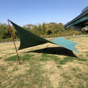 【tent-mark DESIGNS】ムササビウィング19FT.グランデ VC焚き火バージョン 買いました