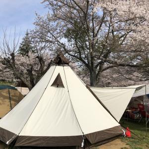 2019年4月13日〜14日 成田ゆめ牧場ファミリーオートキャンプ場 その2