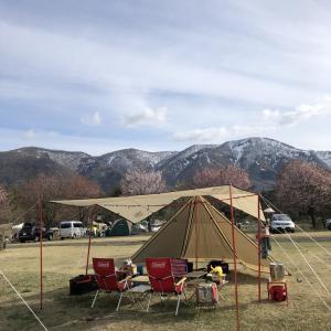 吹上高原キャンプ場に来ています