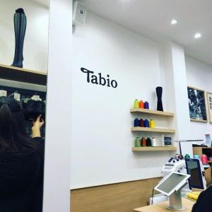 知らなかったの私だけ?パリにもある日本の靴下やさんTabio  (ㆆ_ㆆ)