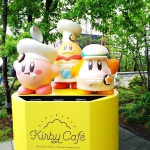 平成の最後に、カービィカフェを楽しむ!!