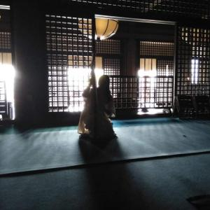 伊弉諾神宮で龍体文字の揮毫の奉納が行われます