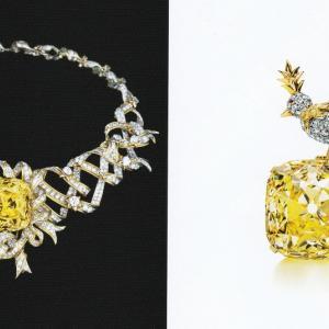 ふるーい概念を破ったカナリーイエローダイヤモンド