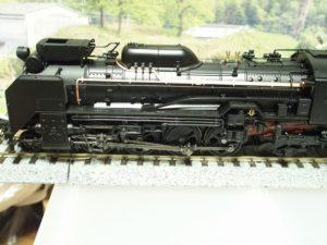 天賞堂 D51形蒸機機関車始動!と思いきや・・・