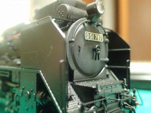 D51+旧客貨物混合列車 入線