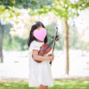 パリ国際音楽コンクールのバイオリン8歳以下部門で金賞受賞!