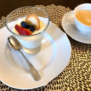 【お家カフェ】濃厚ミルクプリン