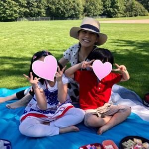 独立記念日☆お弁当持ってピクニック!